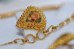 Indian jewellery Royalty Free Stock Image
