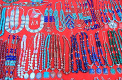 Indian jewellery(Ladakh). Royalty Free Stock Photos