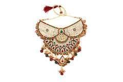 Indian jewelry Royalty Free Stock Photos