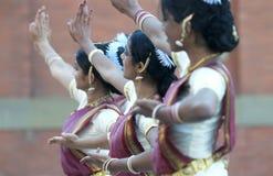 Indian Kathak Dance royalty free stock photography