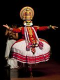Indian Kathakali Theatre Royalty Free Stock Photos