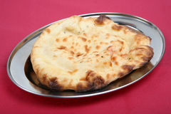 Indian Keema Naan Bread Stock Photography