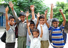 Indian kids Royalty Free Stock Photography