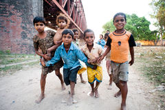 Indian kids Royalty Free Stock Images