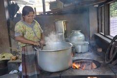 Indian kitchen Royalty Free Stock Image