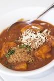 Indian korma curry Stock Image