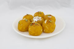 Indian Laddu Royalty Free Stock Photo