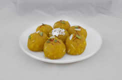Indian Laddu Royalty Free Stock Photos