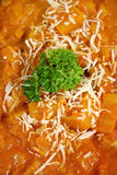 Indian Lamb Curry 2 Royalty Free Stock Photo