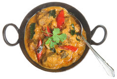 Indian Lamb Korma Curry Stock Image