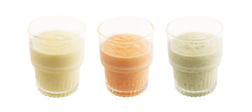 Indian lassi drinks Royalty Free Stock Photos