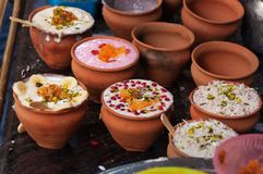 Indian lassi Royalty Free Stock Images
