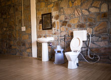 Indian Latrine room Stock Images