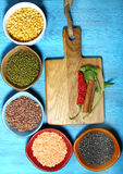 Indian lentil daal Royalty Free Stock Image