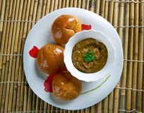 Indian lentil dish Royalty Free Stock Image