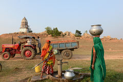 Indian Lifestyle Royalty Free Stock Photos