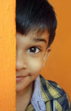 Indian Little Boy Stock Images