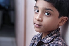Indian Little Boy Stock Image