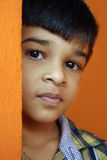 Indian Little Boy Royalty Free Stock Images