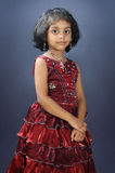 Indian Little Girl Royalty Free Stock Photo
