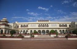 Indian luxury palace Royalty Free Stock Photo