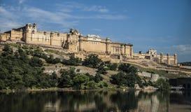 Indian luxury palace Stock Images