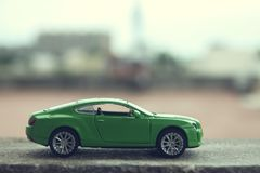 Indian Made Toy Car. Indian Made Kid`s Toy Car Stock Image