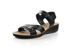 Indian Made Ladies sandal Stock Image