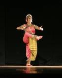 Indian male Dancer Kuchipudi Haleem khan Stock Image