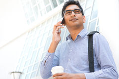Indian Male Office Worker. Stock Photography