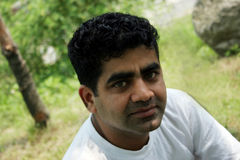 Indian man Stock Image