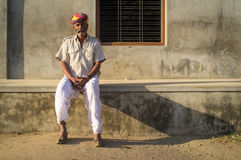 Indian man royalty free stock photography