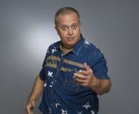 Indian man expression Stock Photos