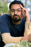 indian man young Στοκ Εικόνα