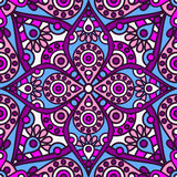 Indian mandala pattern Stock Photo