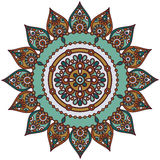 Indian mandala Stock Photography