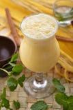 Indian mango lassi Royalty Free Stock Image