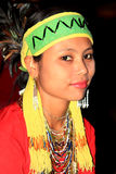 Indian manipuri girl Royalty Free Stock Photo