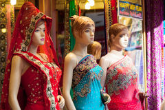 Indian Mannequins Stock Image