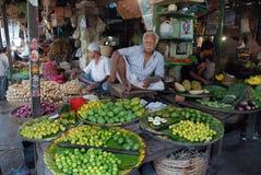 Indian Market Stock Image