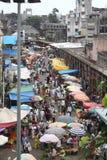 Indian Market Royalty Free Stock Photo