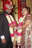 Indian Marriage ceremony Stock Images