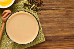 Indian Masala Chai Tea Stock Photography