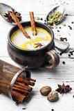 Indian masala tea Royalty Free Stock Photos