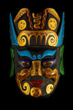Indian mask Stock Images