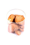 Indian mathi snack Royalty Free Stock Photo