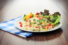 Indian Meal Royalty Free Stock Images