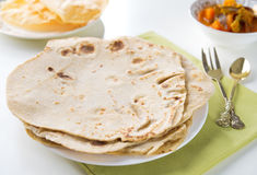Indian meal Royalty Free Stock Photography