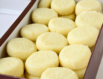 Indian Sweet - Peda stock image