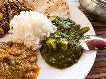 Indian meal Stock Photos